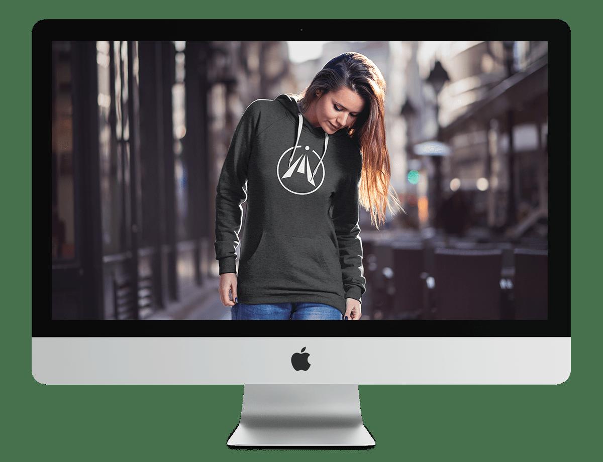 iMac Silver